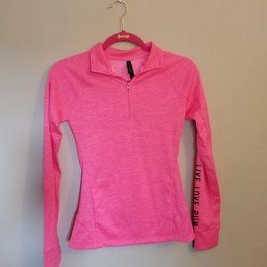 Aeropostale pink workout sweater 💗